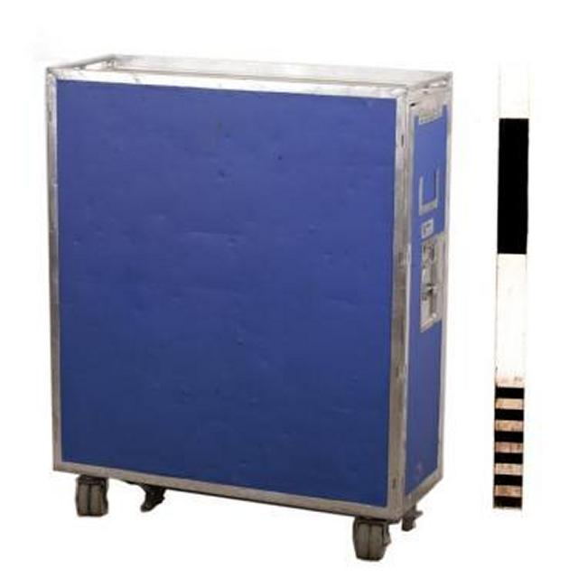 Aeroplane Food Trolley 1080X840X305Mm Various