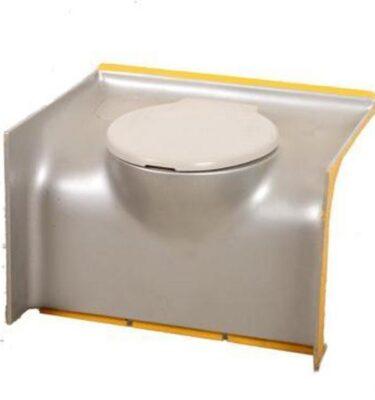 Aeroplane Toilet 470X700X570Mm