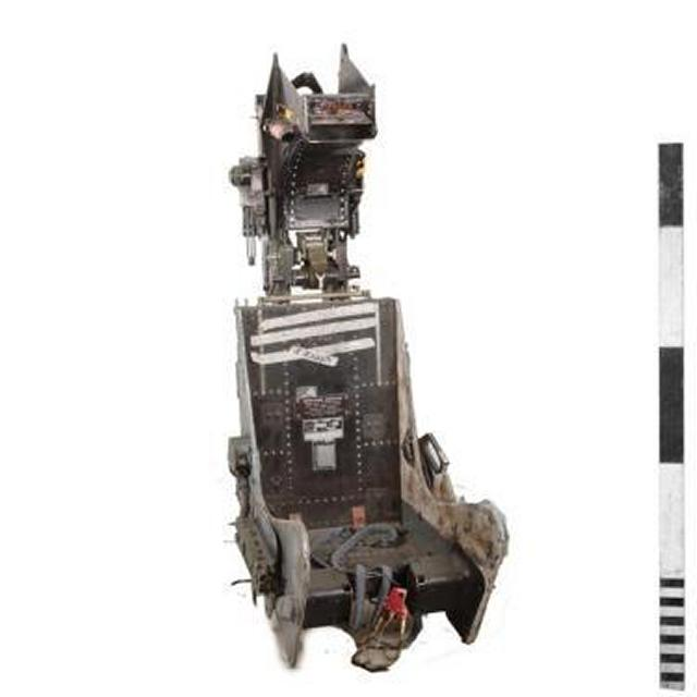 2 X  Fighter Ejector Seat 1370X500X700Mm