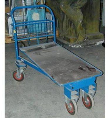 Luggage Flat Bed Trolley X 2