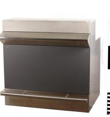Airport Check-In Desk X 4 Off 1200X1200X100Mm