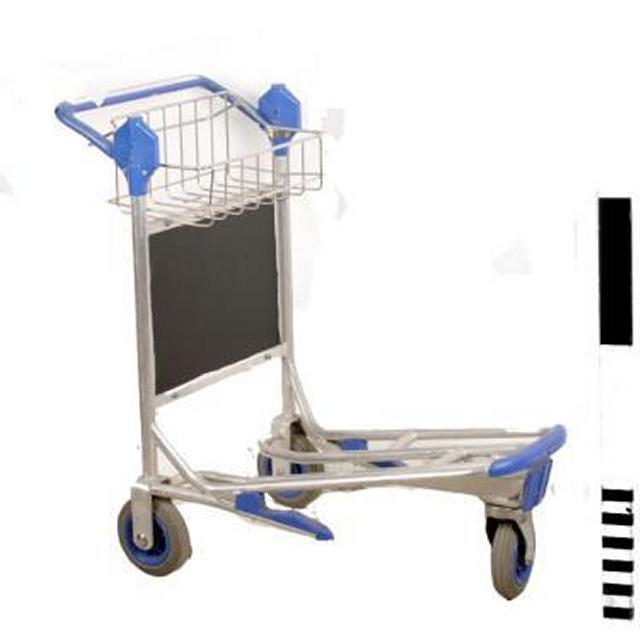 Luggage Trolley X 9  975X360X520Mm
