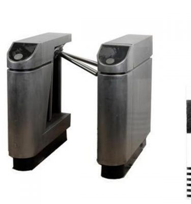 Turnstile Walk Through X 6 Sections 1000X1000X230Mm
