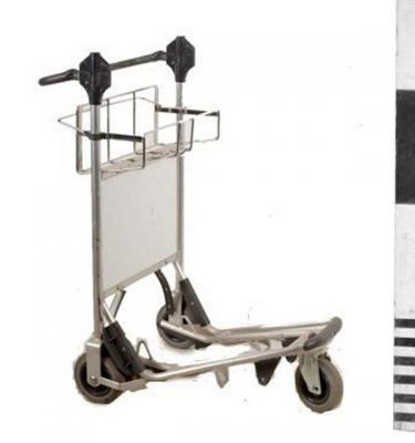 Airport Trolley 1120X900X530Mm
