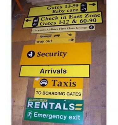 Various Signs - G