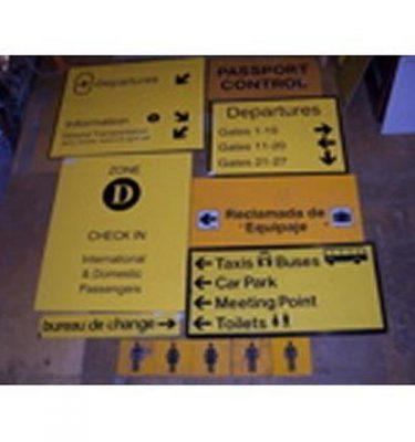 Various Signs - J