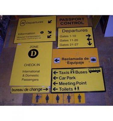 Various Signs - O
