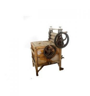 Wood Washer With Mangle