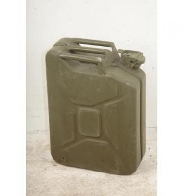 Army Petrol Can X10