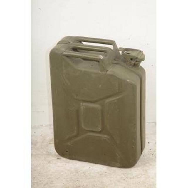 Army Petrol Can X10
