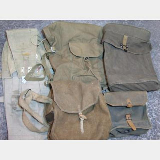 Army Bags Assorted