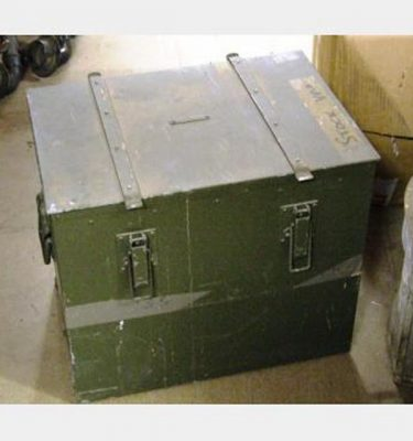 X1 Metal Green Box 2In Sq