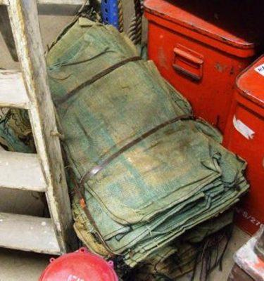 X4 Bundles (40) Flat Sand Bags