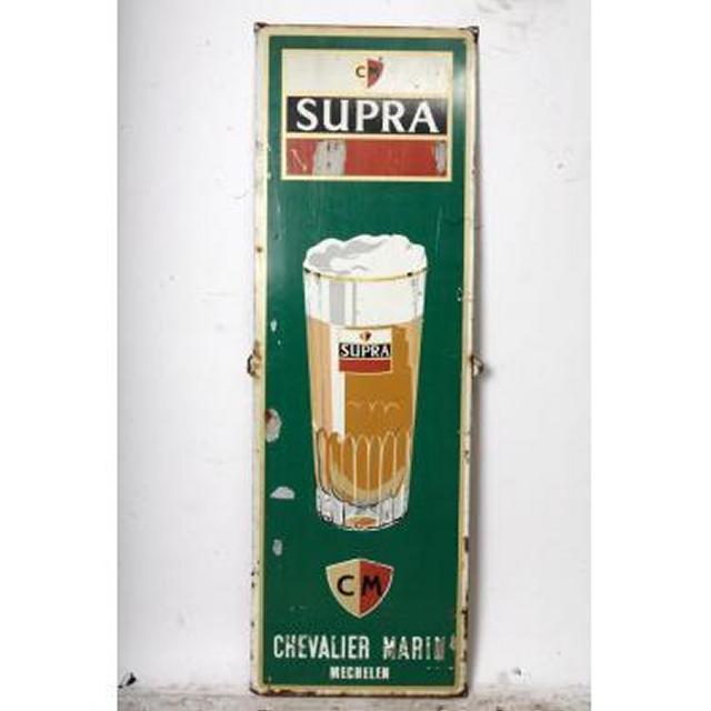 Pub Supra Metal Signage 1490X480