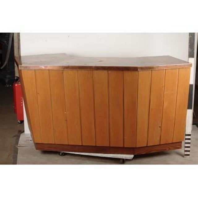 Wooden Bar 1035X2230X1000