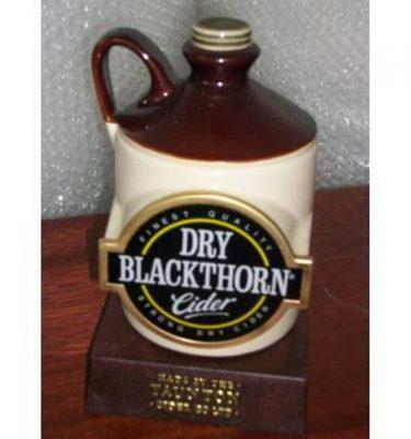 Dry Blackthorn Font