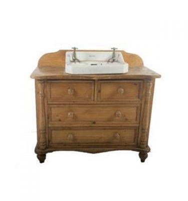 Washstand In Cabinet 950X1010X465