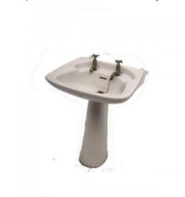 Basin With Stand X4 810X650X510