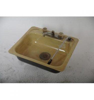 Metal Basin 245X610X535