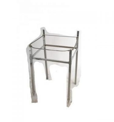 Wall Mounted Basin Frame Stainless Steel