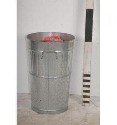 Stainless Steel Bin 690X440D