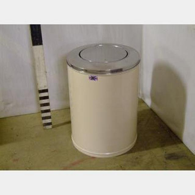 Stainless Steel Litter Bin X 6