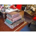 Large Ledgers And Encyclopedia