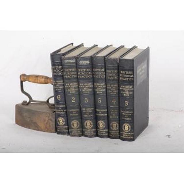 Books British Surgical Practice
