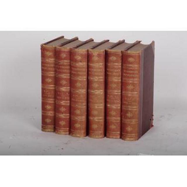 Books Chambers Encyclopedia X6