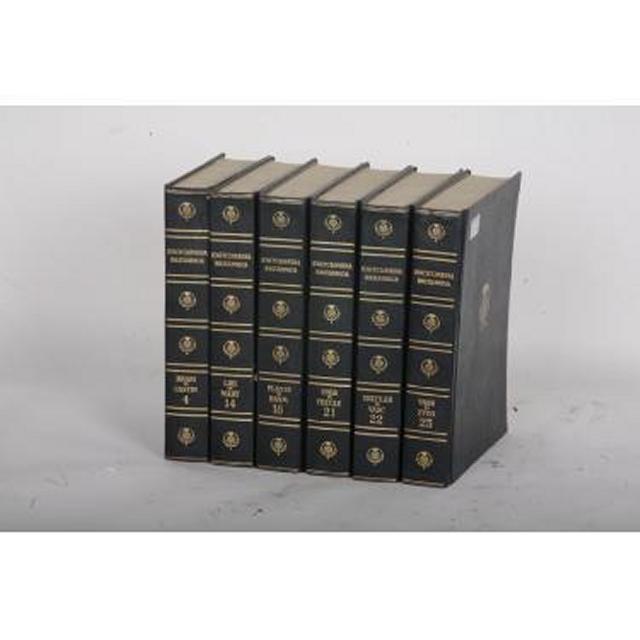 Books Encyclopedia  Brittanica Version 1 X6
