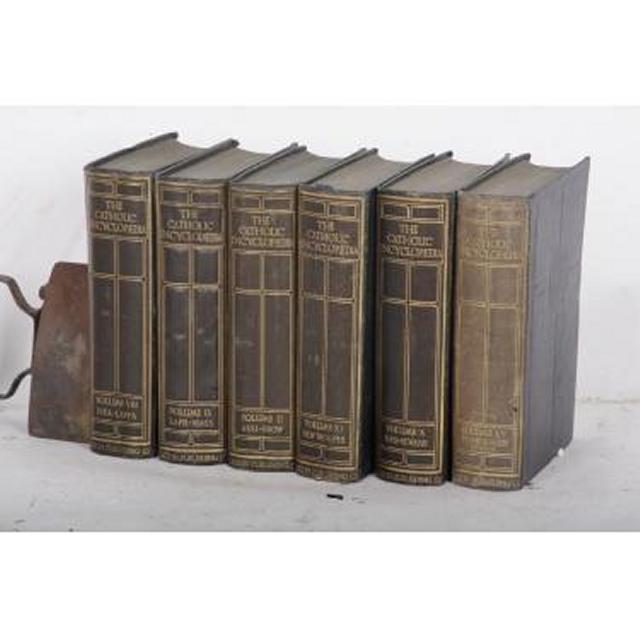 Books The Catholic Encyclopedia