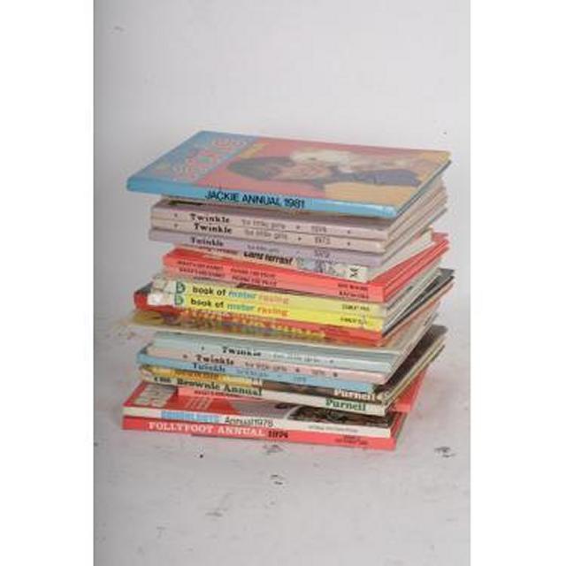 Childrens Annuals
