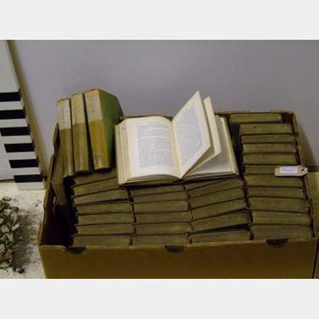Box Of Period Books