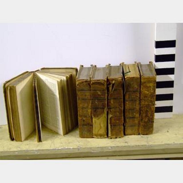 Collection Of Encyclopedias