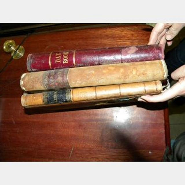 Day Book And Ledgers