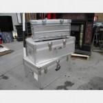 Aluminium Storage Boxes Various