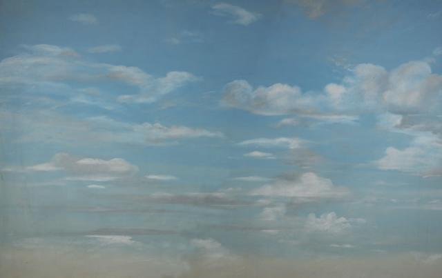 Backdrop 002 Blue Sky With Clouds 20'X12'