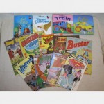 Childrens Books And Comics Assorted