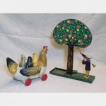Wooden Toys Farmhouse