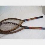 Period Wooden Tennis Racquest