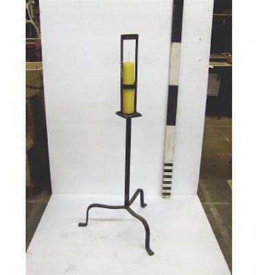 Candleabra X6 Iron (Floor) Tripod Base 1280Mm
