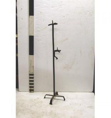 X1 Candleabra Wrought Iron2 Way 46""""""""