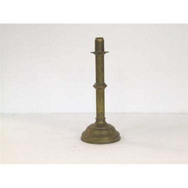 Candlestick X1 Brass Single 300Mm