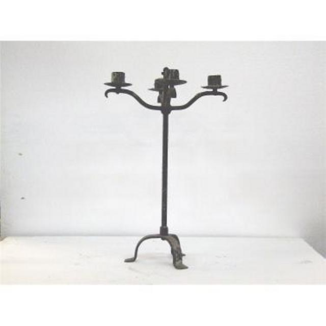 Candlestick X1 Iron4 Way530Mm