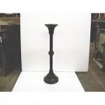 Candlestick X1 Brass Single 150Mm