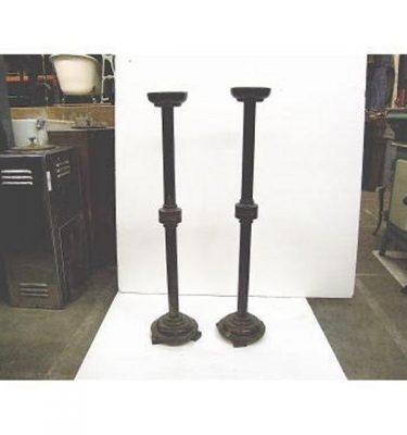Candlestick X1 Copper Single 150Mm