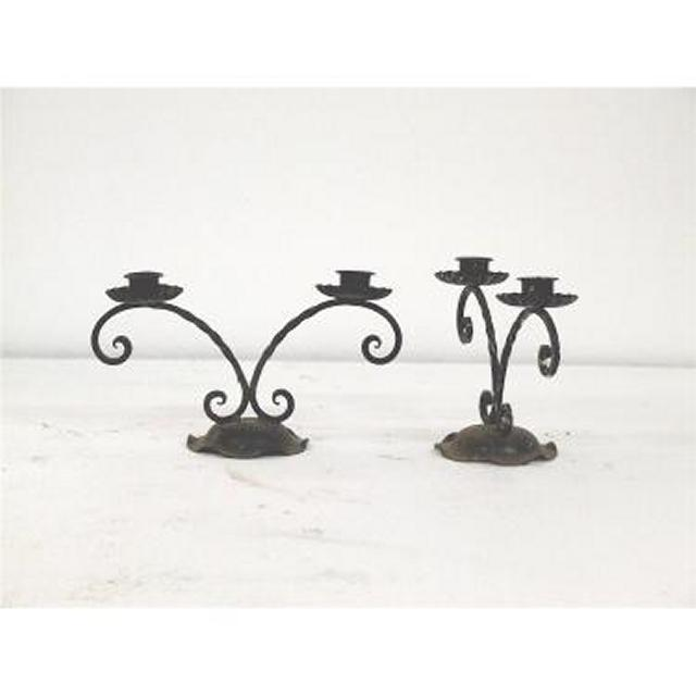 Candlestick X1 Iron3 Way150Mm