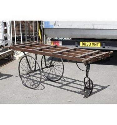 Period Coffin Trolley