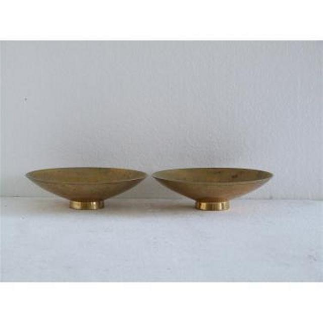Brass Bowl With 51Mm Lip