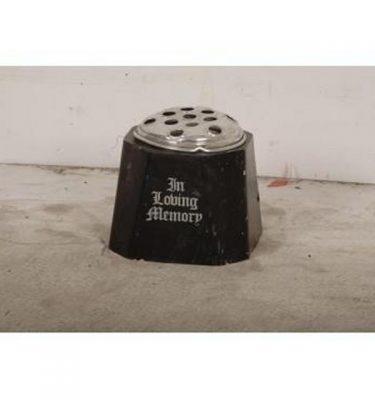 Graveside Flowerpot 120X140X140